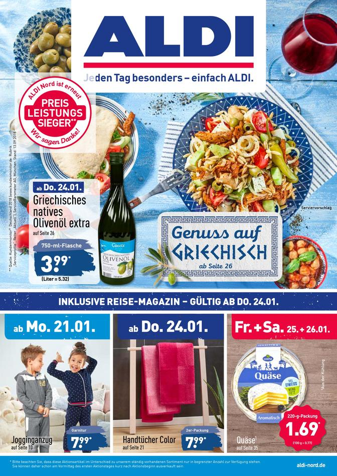 Aldi Prospekt Aktuell Zum Blättern : aldi nord prospekte angebote der woche und vorschau ~ Watch28wear.com Haus und Dekorationen