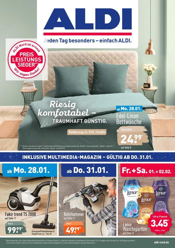 aldi nord prospekt online bl ttern auf. Black Bedroom Furniture Sets. Home Design Ideas