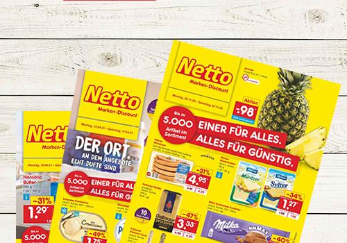 Netto Prospekte online blättern